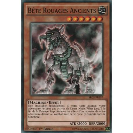 Bête Rouages Ancients  (C) [SR03]