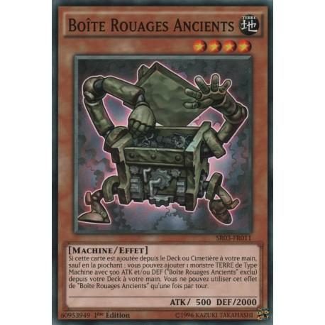 Boîte Rouages Ancients  (C) [SR03]