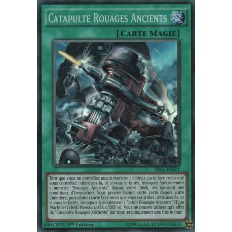 Catapulte Rouages Ancients  (SR) [SR03]