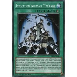 Invocation Infernale Téméraire  (C) [SR03]