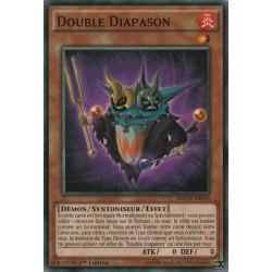 Yugioh - Double Diapason  (C) [MACR]