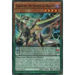 Yugioh - Darkwurm, Roi Suprême du Dragon  (C) [MACR]