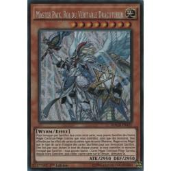 Yugioh - Master Paix, Roi du Véritable Dracotueur  (STR) [MACR]