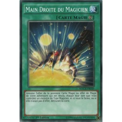 Yugioh - Main Droite du Magicien  (C) [MACR]