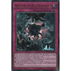 Yugioh - Retour du Roi Véritable  (UR) [MACR]