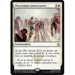 Blanche - Procession consécratrice (R) [AKH] FOIL