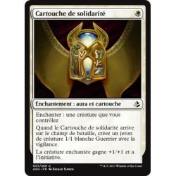 Blanche - Cartouche de solidarité (C) [AKH] FOIL
