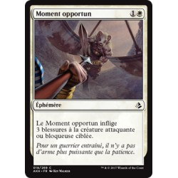 Blanche - Moment opportun (C) [AKH] FOIL