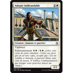 Blanche - Adepte inébranlable (C) [AKH] FOIL