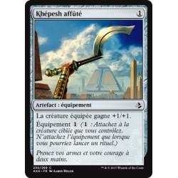 Artefact - Khépesh affûté (C) [AKH] FOIL
