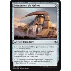 Artefact - Monument de Kefnet (U) [AKH] FOIL