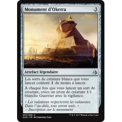 Artefact - Monument d'Oketra (U) [AKH] FOIL