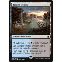 Terrain - Bassins fétides (R) [AKH] FOIL