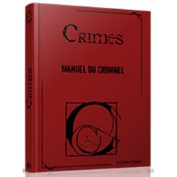Crimes - Manuel du Criminel Collector