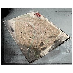 Crimes - Carte de Paris