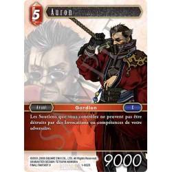 Final Fantasy - Feu - Auron (FF1-002R)