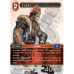 Final Fantasy - Feu - Gadot (FF1-007R)