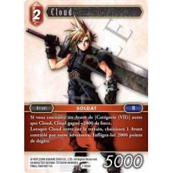 Final Fantasy - Feu - Cloud (FF1-009C)