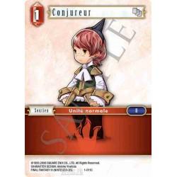 Final Fantasy - Feu - Conjureur (FF1-011C)