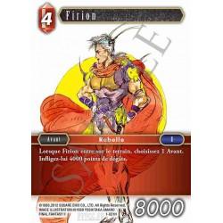 Final Fantasy - Feu - Firion (FF1-021H)