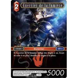 Final Fantasy - Feu - Guerrier de la lumière (FF1-005R) (Foil)