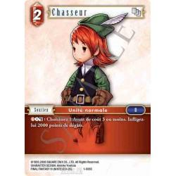 Final Fantasy - Feu - Chasseur (FF1-008C) (Foil)