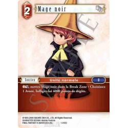 Final Fantasy - Feu - Mage noir (FF1-010C) (Foil)
