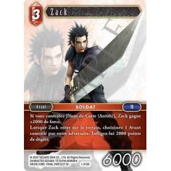 Final Fantasy - Feu - Zack (FF1-012R) (Foil)