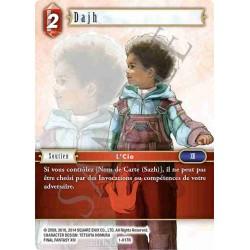 Final Fantasy - Feu - Dajh (FF1-017R) (Foil)