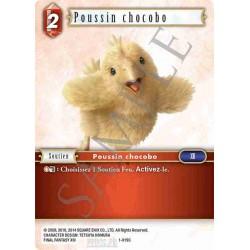 Final Fantasy - Feu - Poussin chocobo (FF1-019C) (Foil)