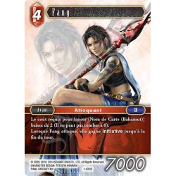 Final Fantasy - Feu - Fang (FF1-020R) (Foil)