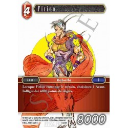 Final Fantasy - Feu - Firion (FF1-021H) (Foil)