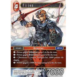 Final Fantasy - Feu - Firion (FF1-022R) (Foil)