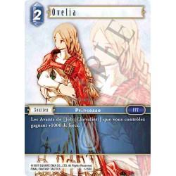 Final Fantasy - Eau - Ovelia (FF1-156C) (Foil)