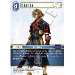 Final Fantasy - Eau - Shuyin (FF1-212S) (Foil)