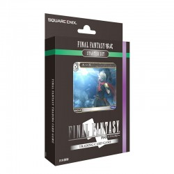 Final Fantasy - Starter Type-0