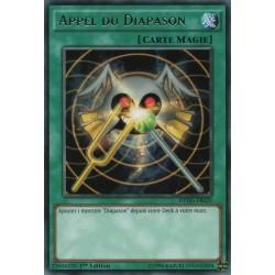 Yugioh Appel du Diapason (R) [DPDG]