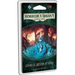 Horreur à Arkham - L'Héritage de Dunwich #5 Là où le Destin Attend