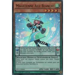 Yugioh - Magicienne Aile Blanche (UR) [PEVO]