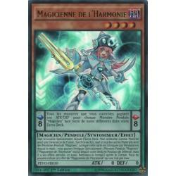 Yugioh - Magicienne De L'harmonie (UR) [PEVO]