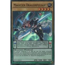 Yugioh - Magicien Dragonpulsant (SR) [PEVO]