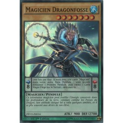 Yugioh - Magicien Dragonfosse (SR) [PEVO]