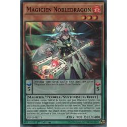 Yugioh - Magicien Nobledragon (SR) [PEVO]