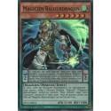 Yugioh - Magicien Balourdragon (SR) [PEVO]