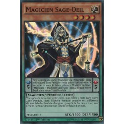 Yugioh - Magicien Sage-oeil (SR) [PEVO]