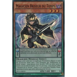 Magicien Briseur Du Temps (SR) [PEVO]