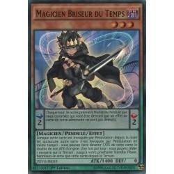 Yugioh - Magicien Briseur Du Temps (SR) [PEVO]