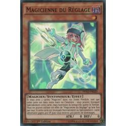 Yugioh - Magicienne Du Réglage (SR) [PEVO]