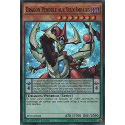 Dragon Pendule Aux Yeux Impairs (SR) [PEVO]