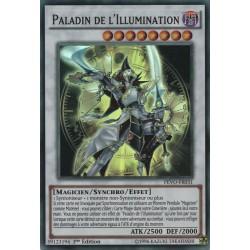 Yugioh - Paladin De L'illumination (SR) [PEVO]
